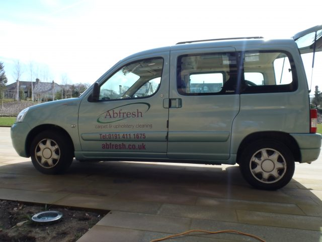 Abfresh Carpet & Upholstery Cleaning | North East